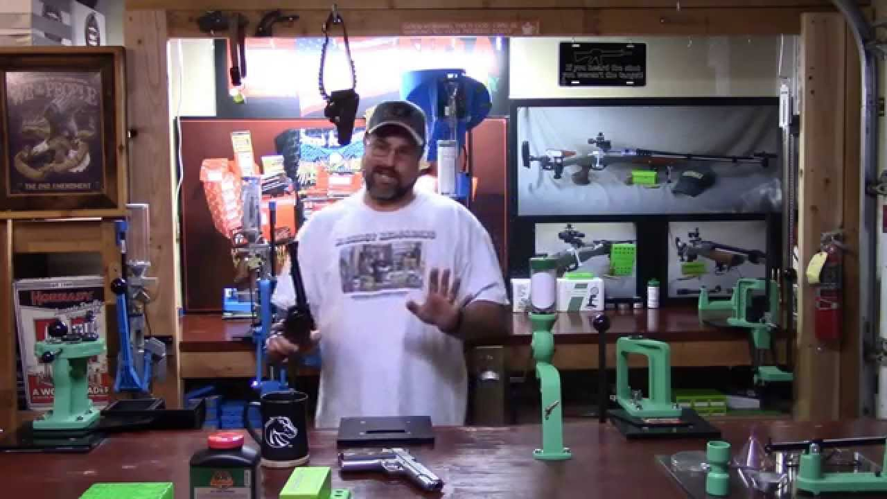 Shout Out To a Real World Gun Channel, The Reloader Dude
