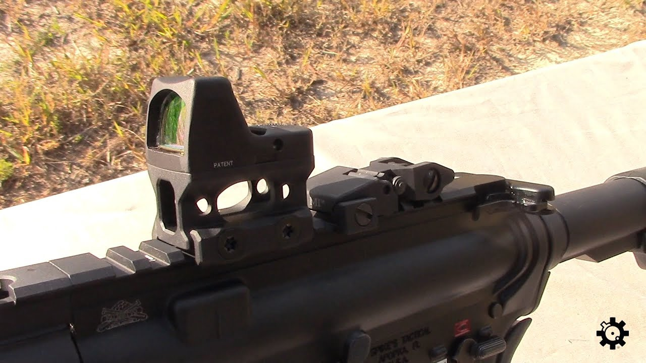 Trijicon RMR AR-15 Review