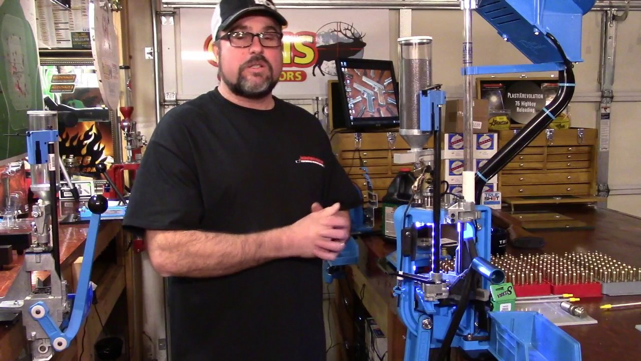 Dillon XL650, 223/5.56, Video 87, Readjusting the Crimp Die