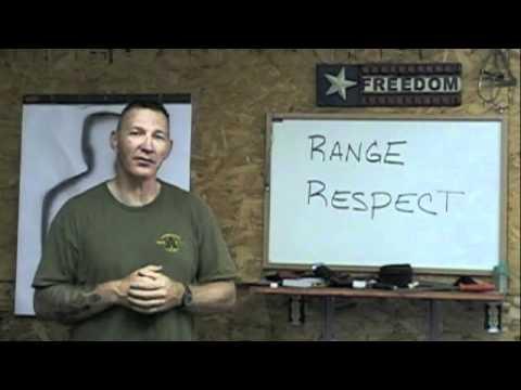 Range Respect = Don't be Stupid!