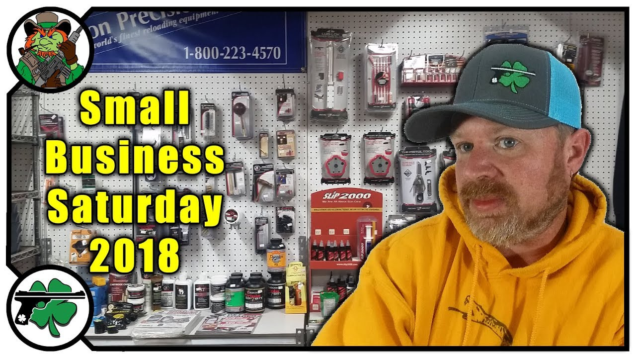 Full Mag Sports Event On Small Business Saturday 2018