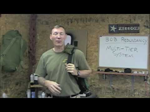 3 of 3: The Purpose, Planning and Packing your Bug-Out-Bag 3/3