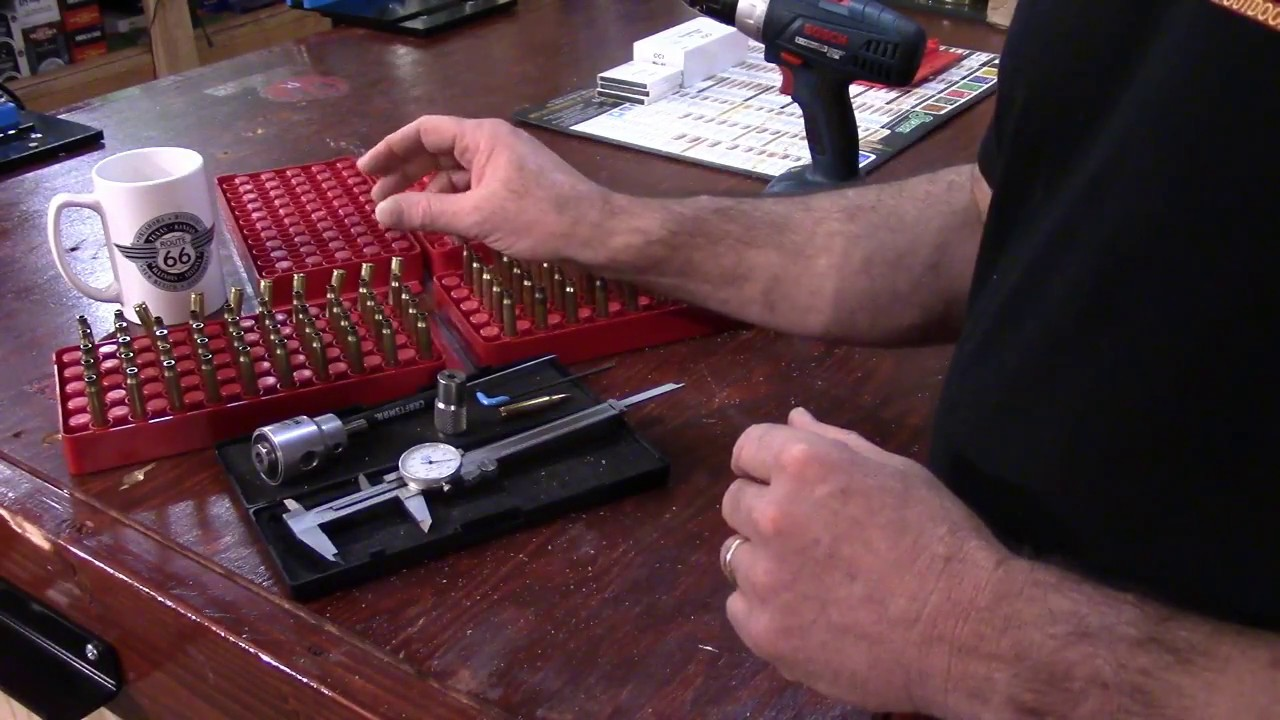 Dillon XL650, 223/5.56, Video 78, World's Finest Trimmer, by Little Crow Gun Works