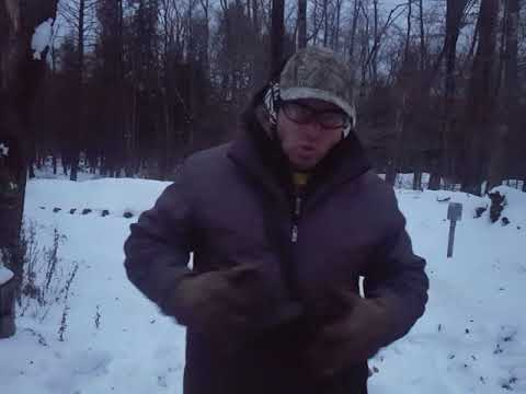 Winter AR-15 Training