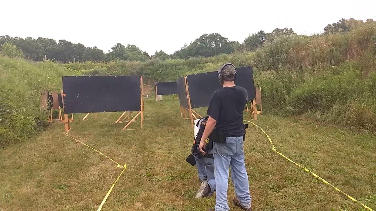 A.C.T.S. 2 Gun July 2018 - Stage 3