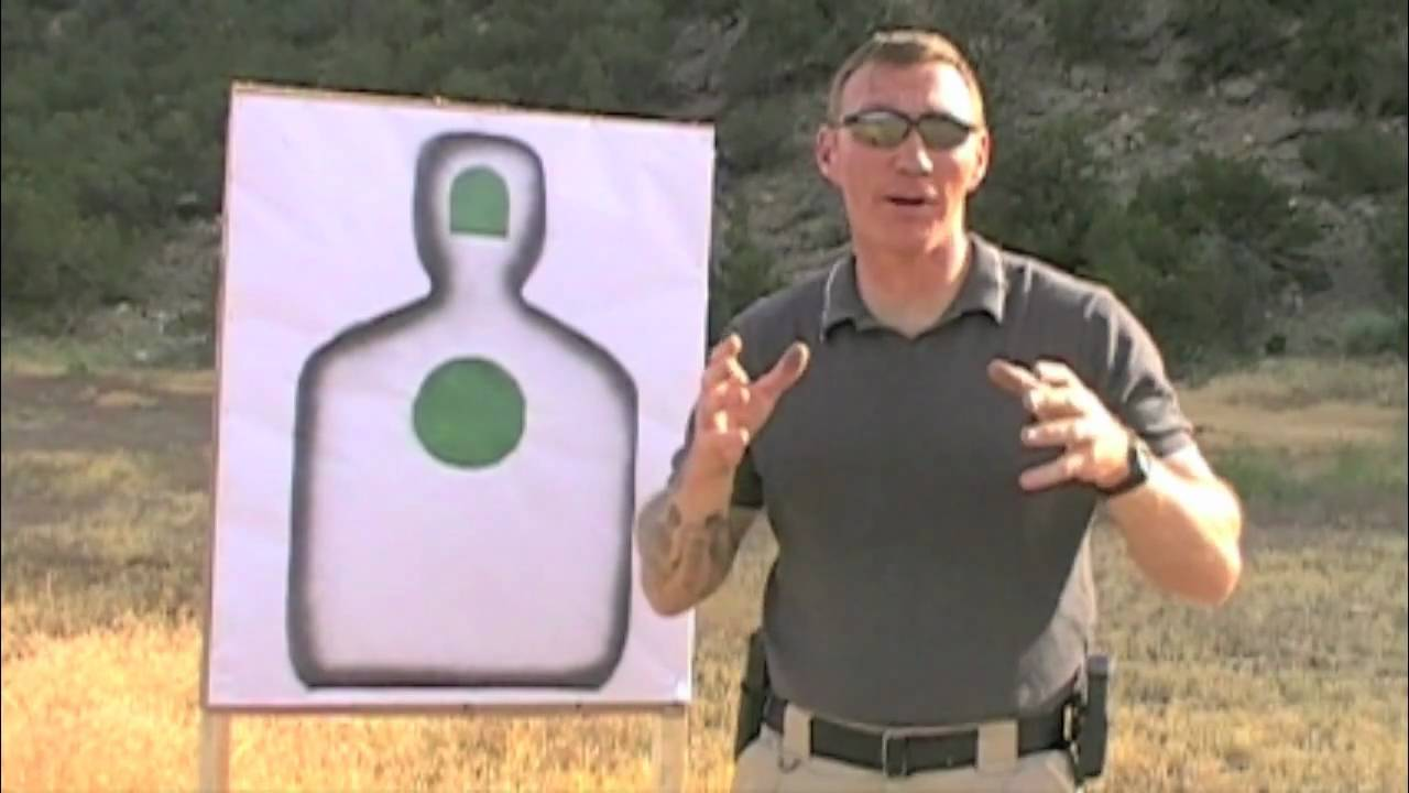 How to Shoot a Pistol from a Holstered Position & other Tips Pt 1