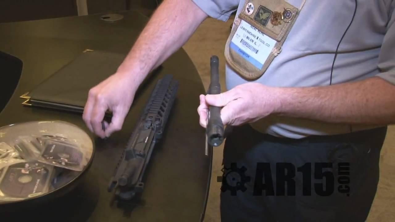 Lewis Machine & Tool - 2010 SHOT Show - AR15.Com