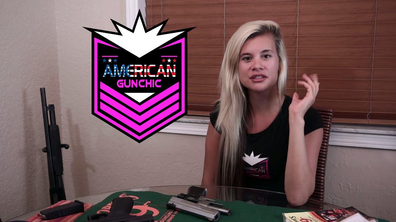 Addressing my S&W Bodygaurd .380 Newbie Fail Video!!!   American Gun Chic w/ Beachin Tactical