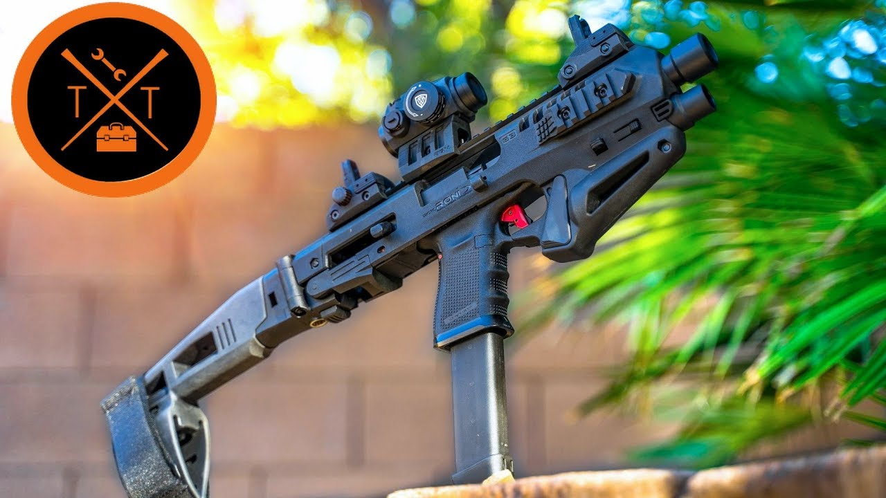 Is a 9mm AR BETTER than a Roni Glock Carbine???? (Coupons)