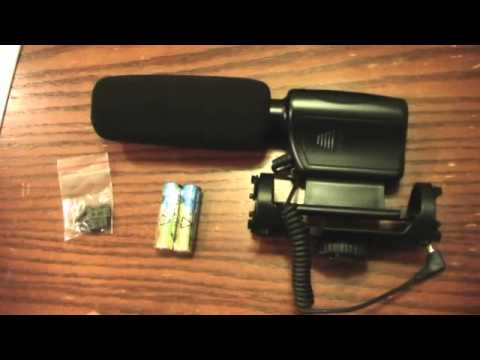 Testing Shotgun Microphone: Is it worth the price? Leave a comment below...