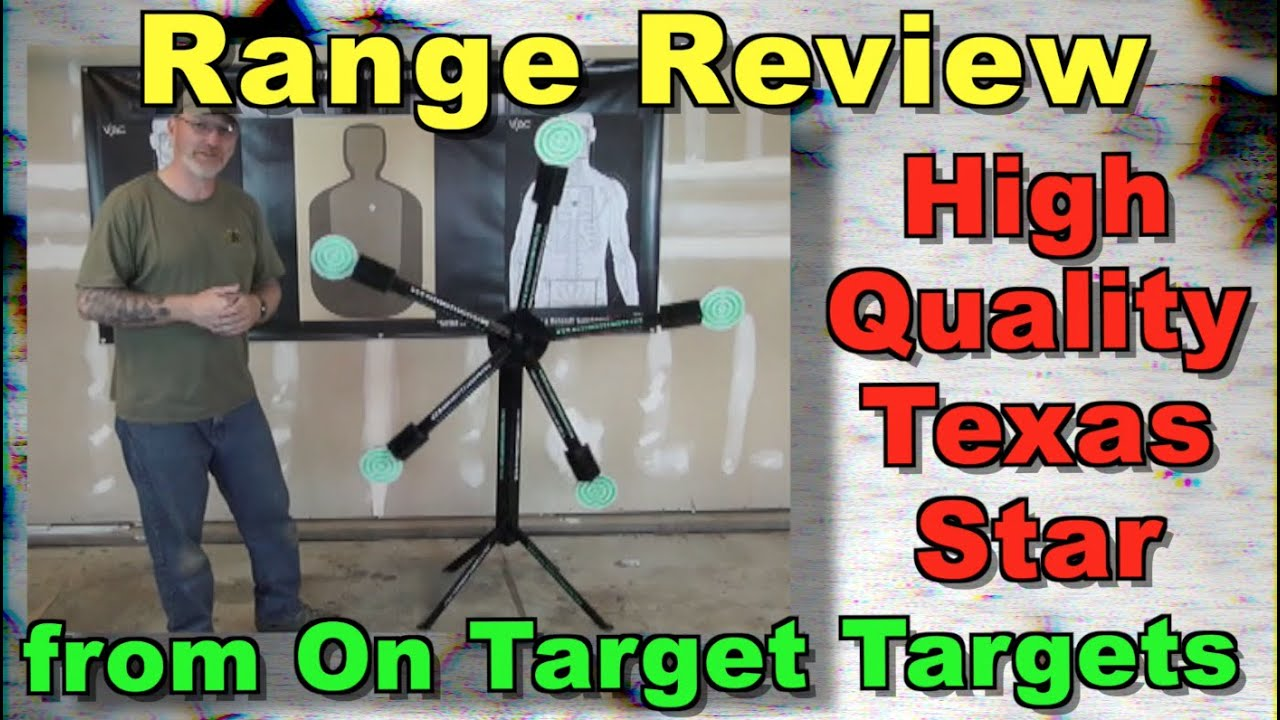 Texas Star Range Review from www.OnTargetTargets