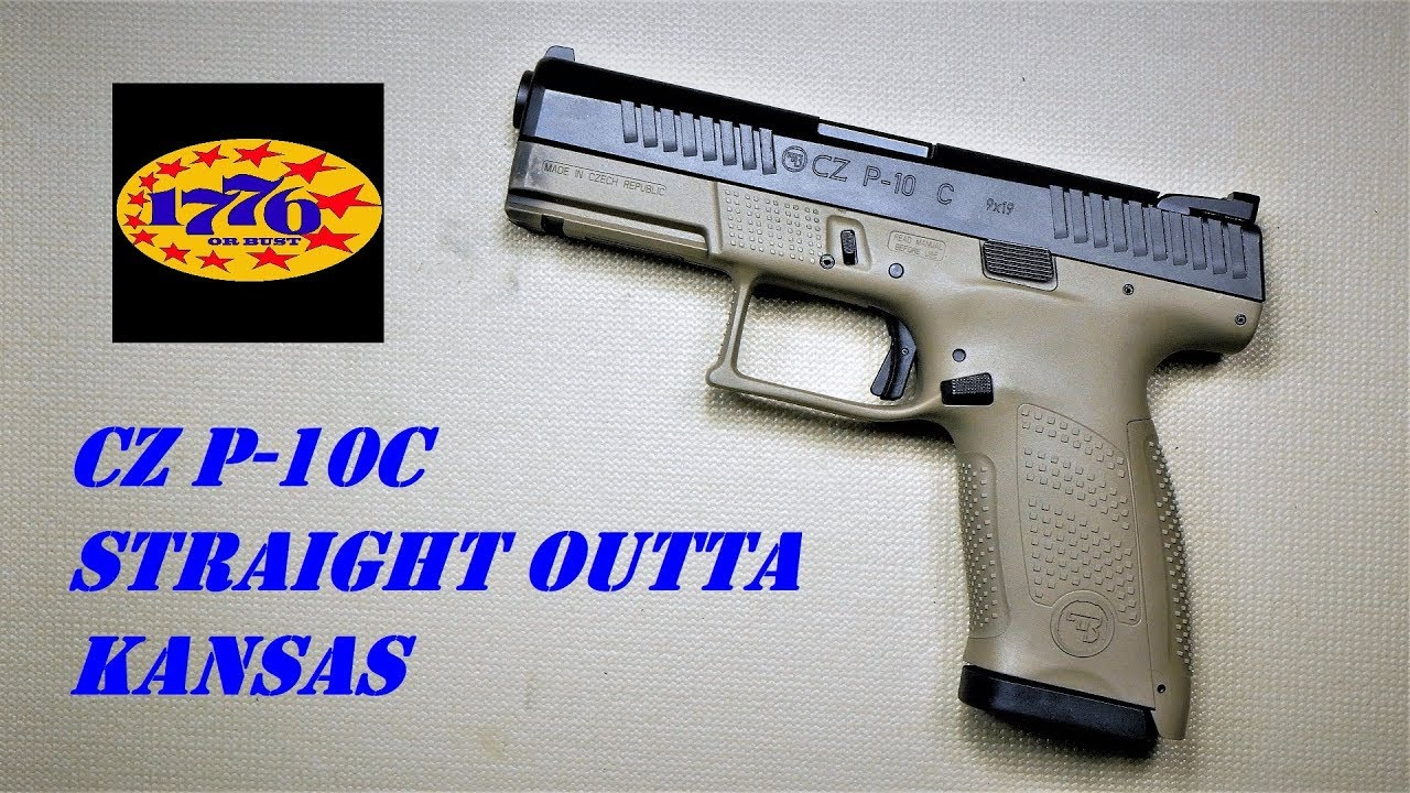 CZ P10C: GREAT CONCEALED CARRY BUT IS IT WORKING?