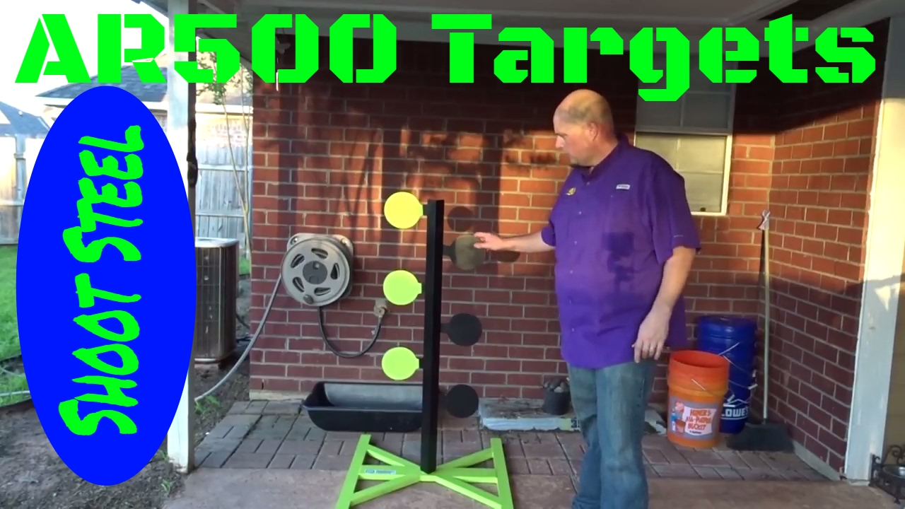 AR500 Steel Targets Products