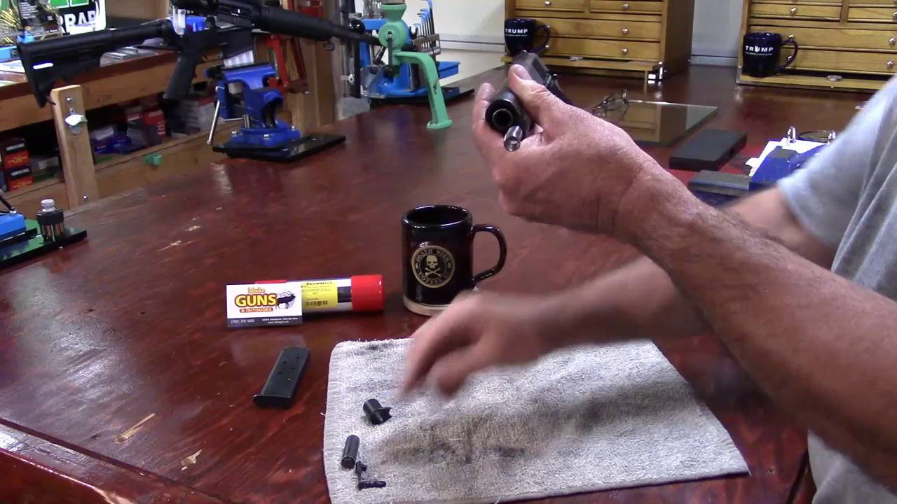 Coffee with Highboy, Video 57, Colt M1911A1, WWII ERA, 1944