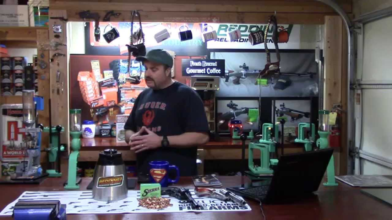 New Years 2015 Company line Up, Video 7 of 14, Dillon Precision