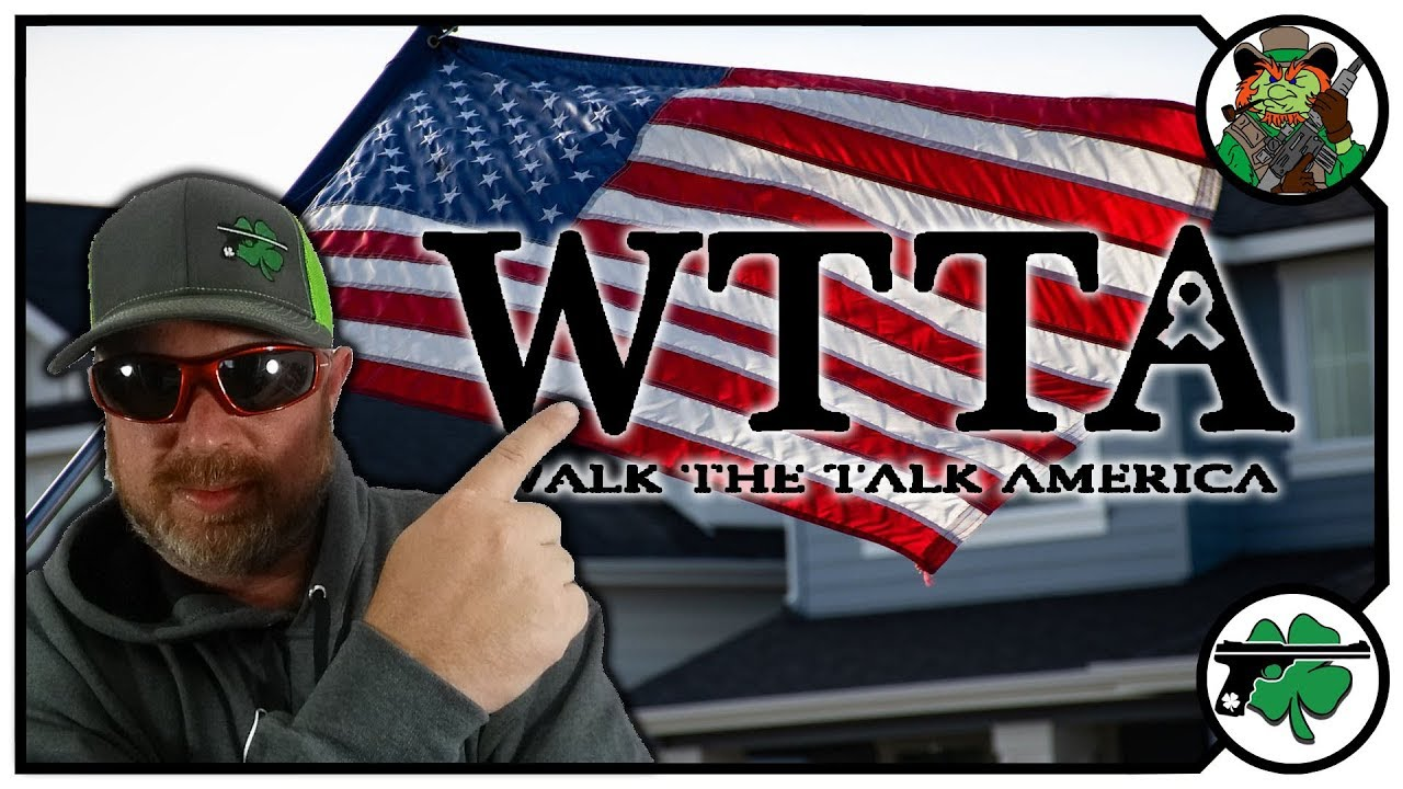 Michael Sodini Talks Walk The Talk America - Firearm Friday