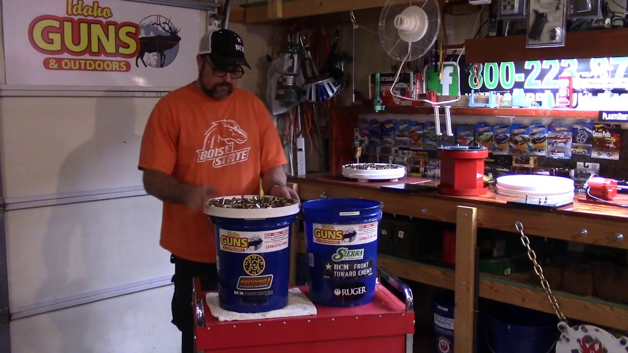 Buckets of Brass with Highboy, From the Dryer to the Bucket