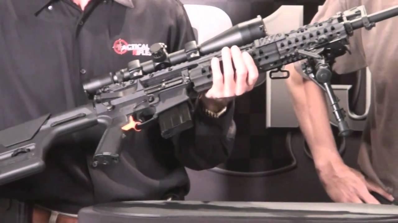 Tactical Rifles - SHOT Show 2011 - AR15.Com