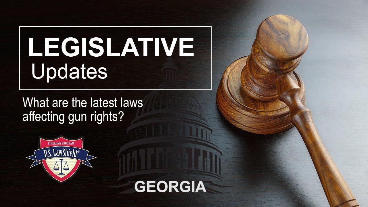 Georgia Legislative Updates 2017