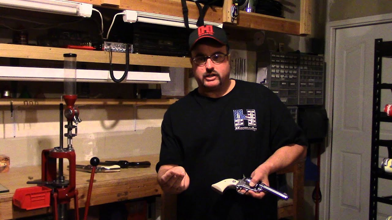 Beginning Reloading, Video 4, First Rule of Firearm Safety, All Guns are Always Loaded!!!