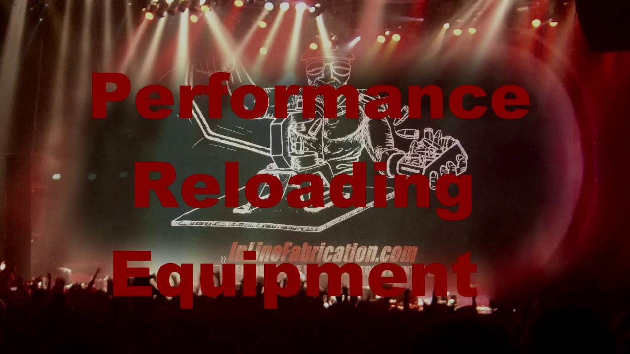 Inline Fabrication, Redding Reloading Model 7-1, Quick Change System Top Plate Installation