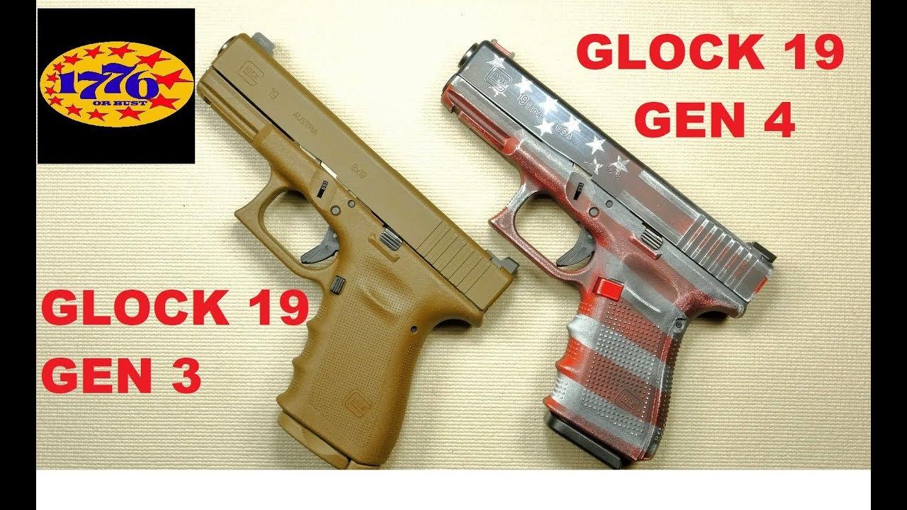 GLOCK 19 GEN 5: GEN 5 WE DON'T NEED NO STINKING GEN 5'S