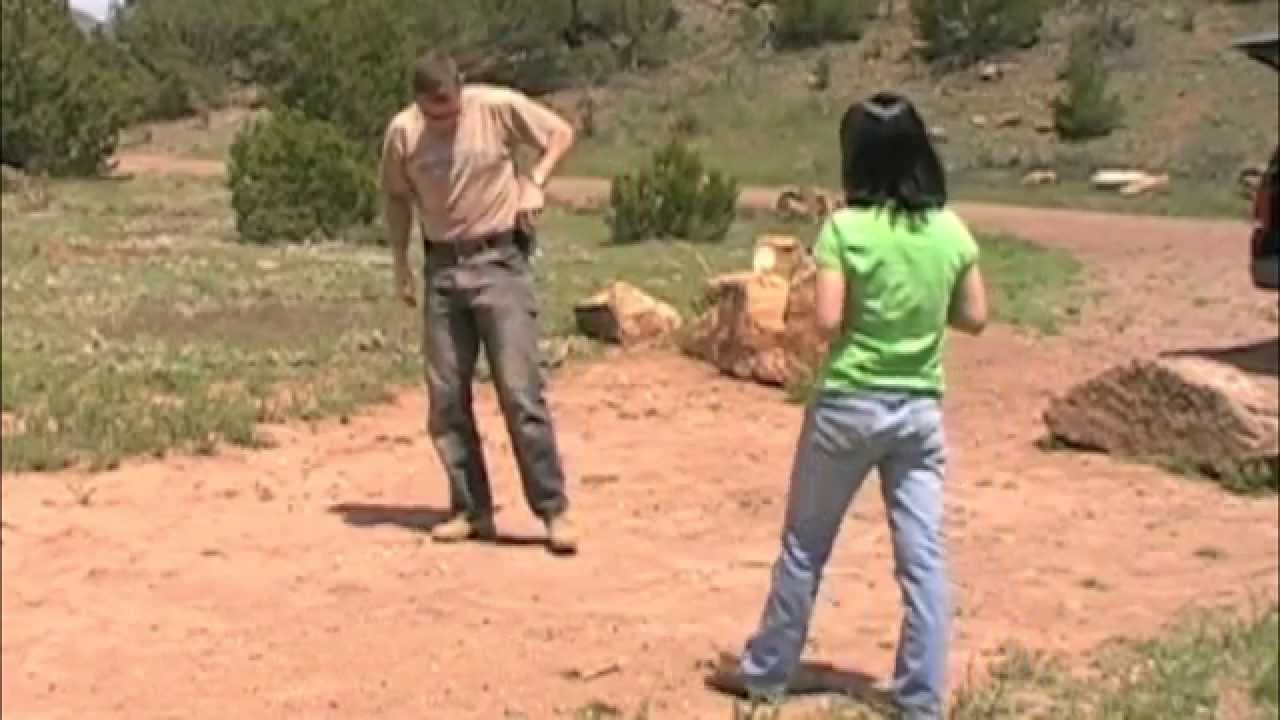 SAR: Dynamic Shooting Drill Fun with Wife
