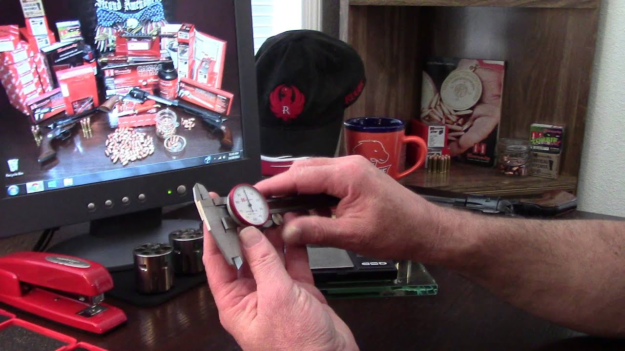 Beginning Reloading, Video 22, Pistol Bullet Talk