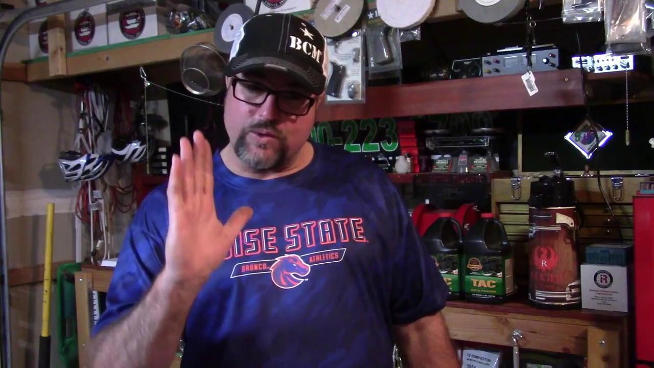 Lee Beginning Reloading, 223/5.56, Video 4, TAC by Western Powder