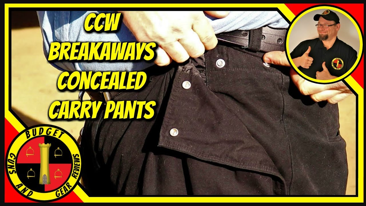 Ccw Breakaways Cargo Pants Review