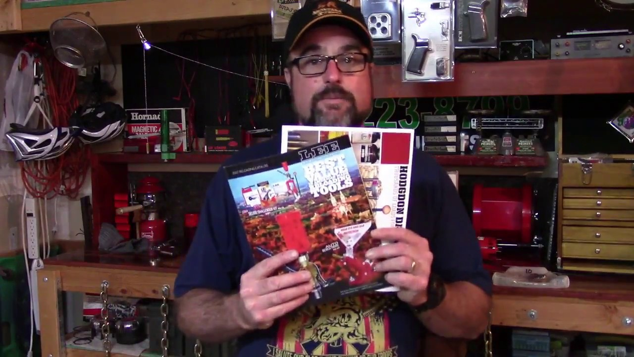 Lee Deluxe Challenger Press Kit, Video 1, Unboxing