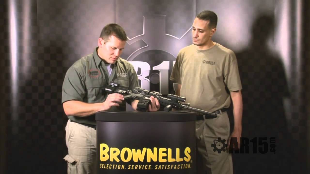 Mission First Tactical - SHOT Show 2011 - AR15.Com