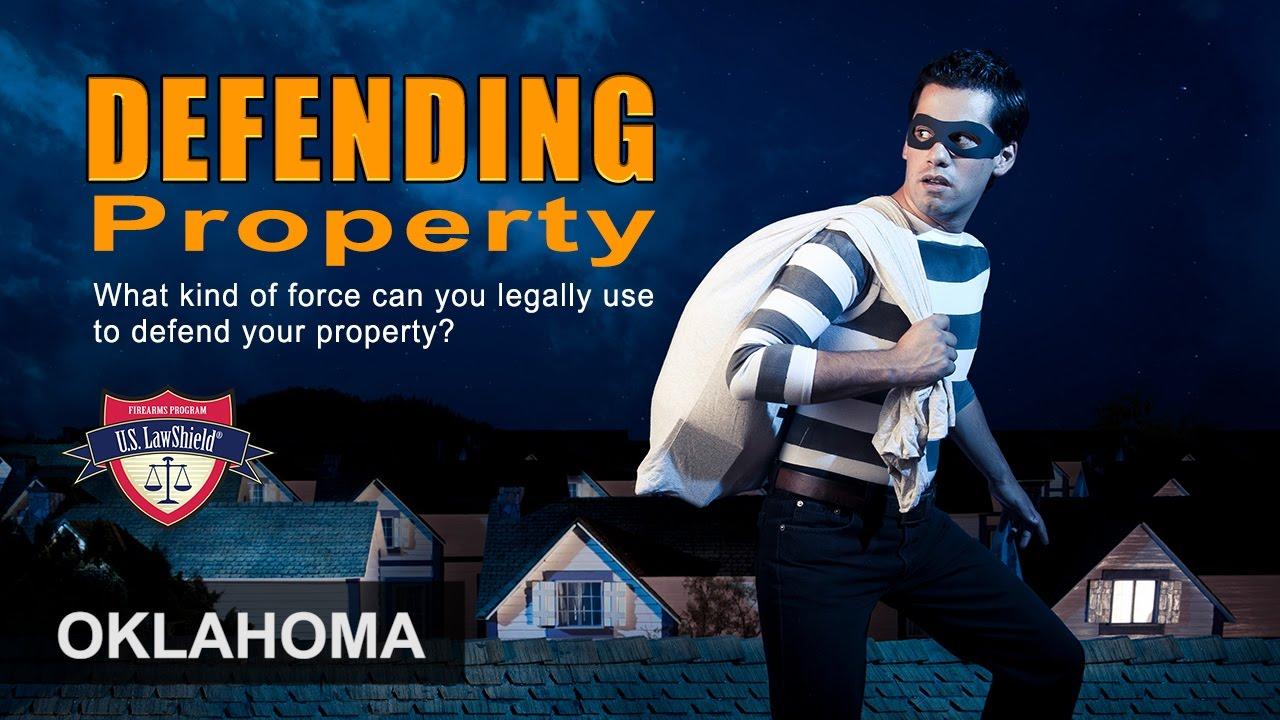 OK Defending Property