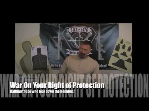 The WAR on Your Right to Protection