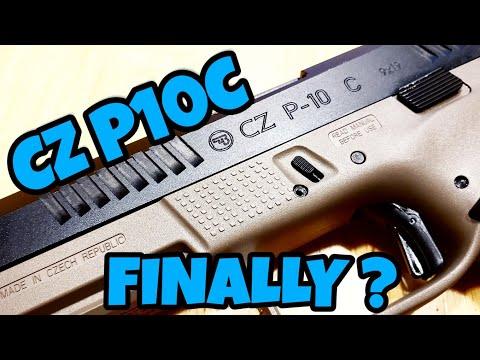 CZ P10C: Finally a Keeper?