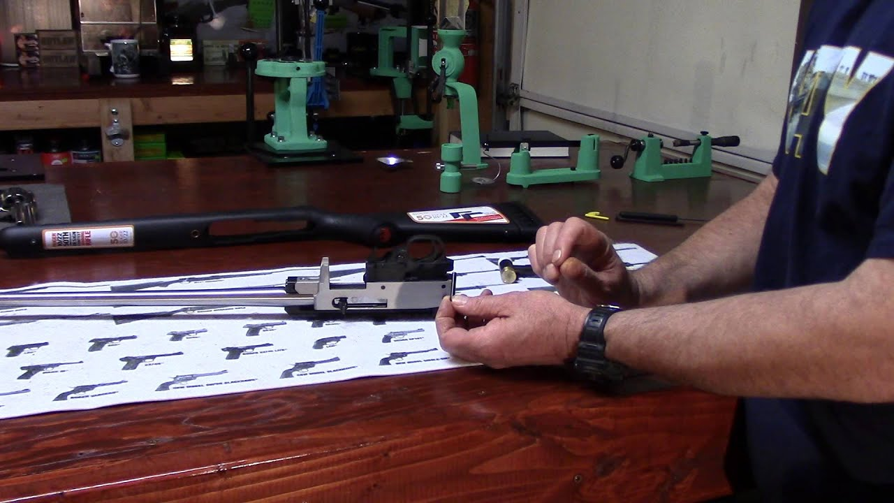 Ruger 10-22, 50th Anniversary, Trigger Removal, Video 5