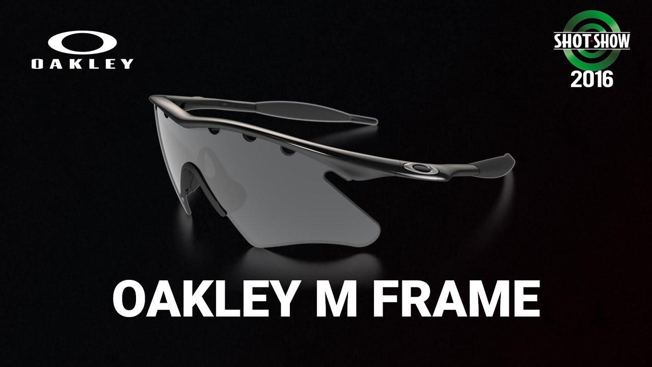 Oakley M Frame Alpha - SHOT Show 2016
