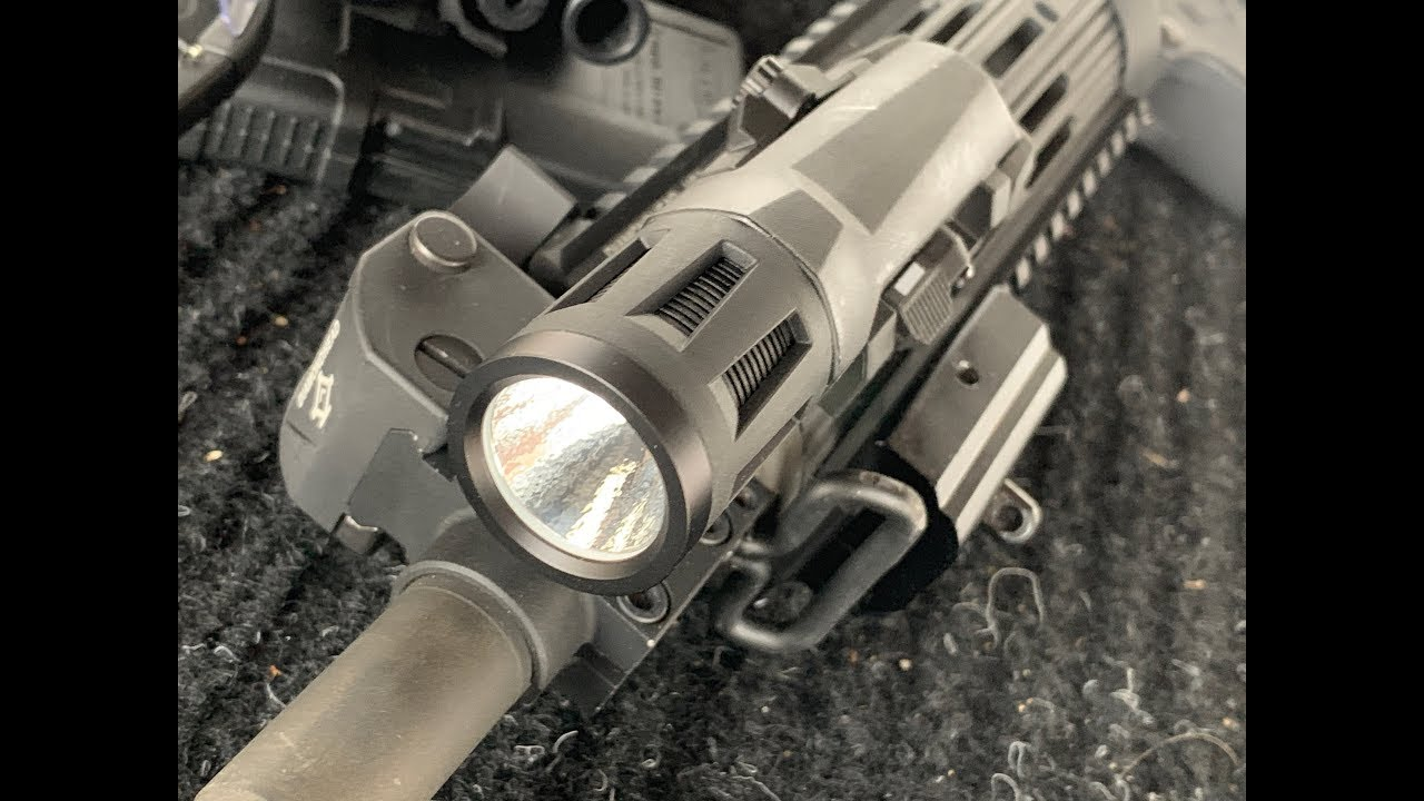 Inforce WMLx & APLc Weapon Lights