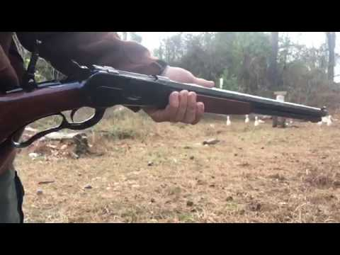 50 -110 WCF Big bore lever action rifle has about one ton more energy than a 50 Alaska