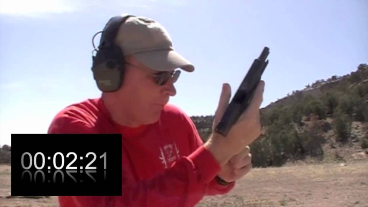 Remix: Center Axis Speed Reload Drill with Slo-Mo Review