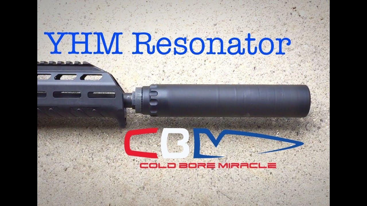 Yankee Hill Machine Resonator 30