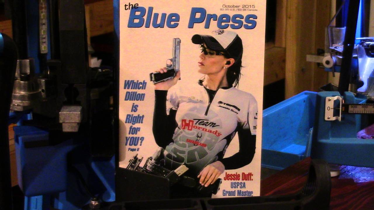 The Blue Press, October 2015