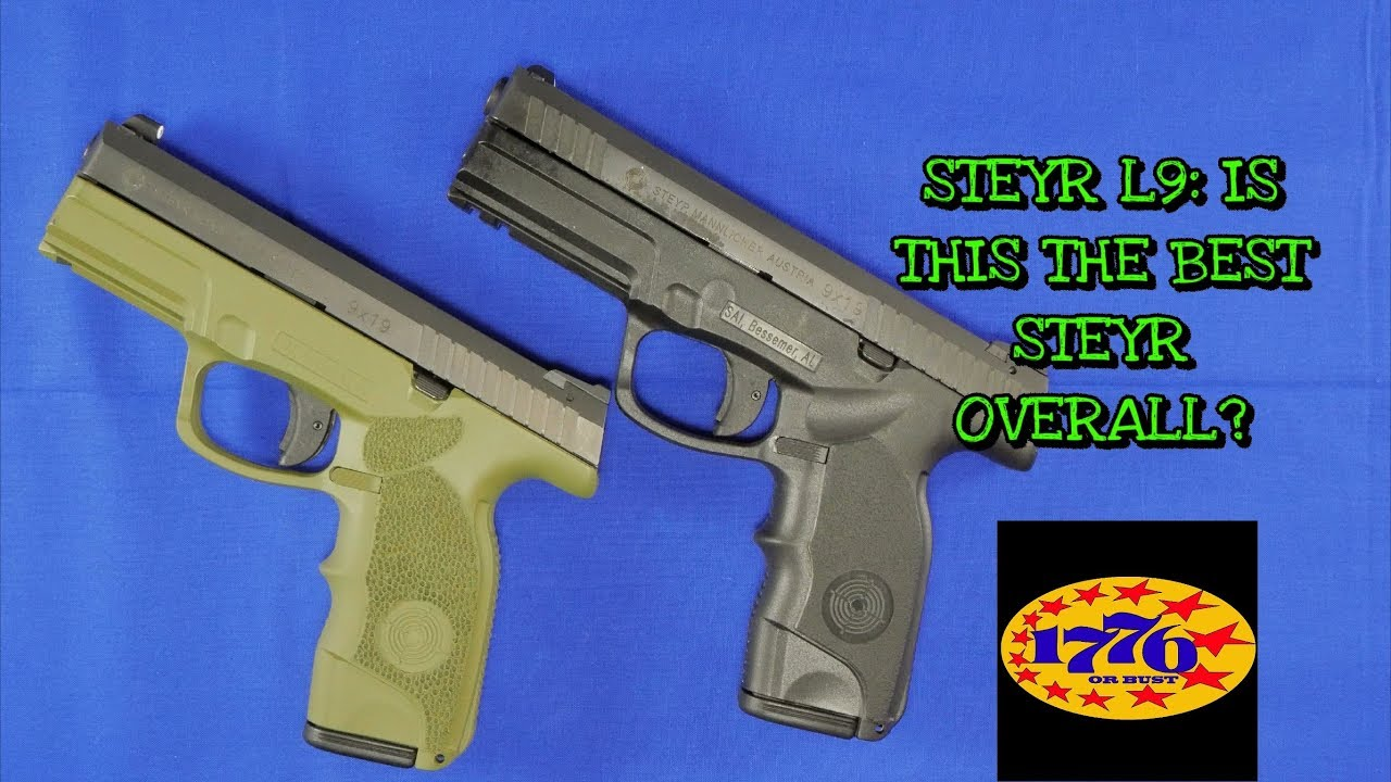 Steyr L9 A1: Is this the best Steyr yet?