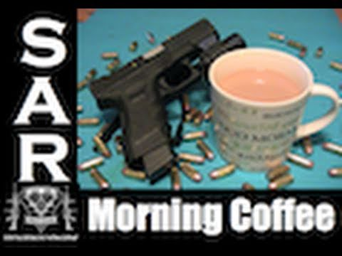 Morning Coffee with SafeArms: Waking up, Moving Targets & other stuff