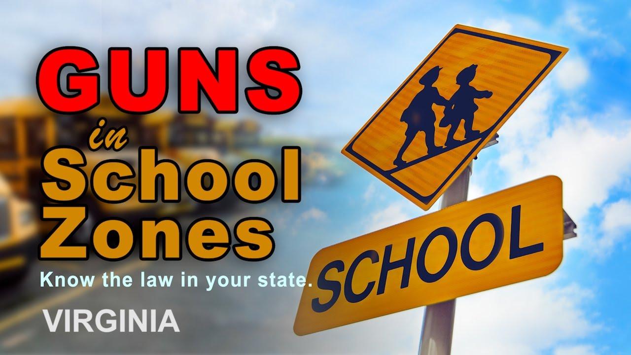 VA School Zones