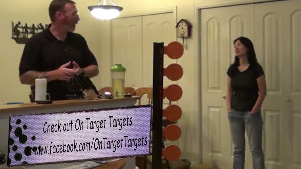 Mail Call! Unboxing from On Target Targets -Made in the USA