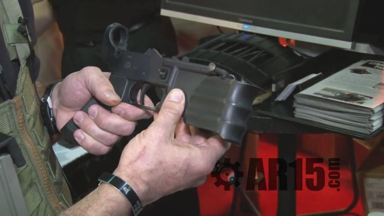 STRAC Tech - 2010 SHOT Show - AR15.Com