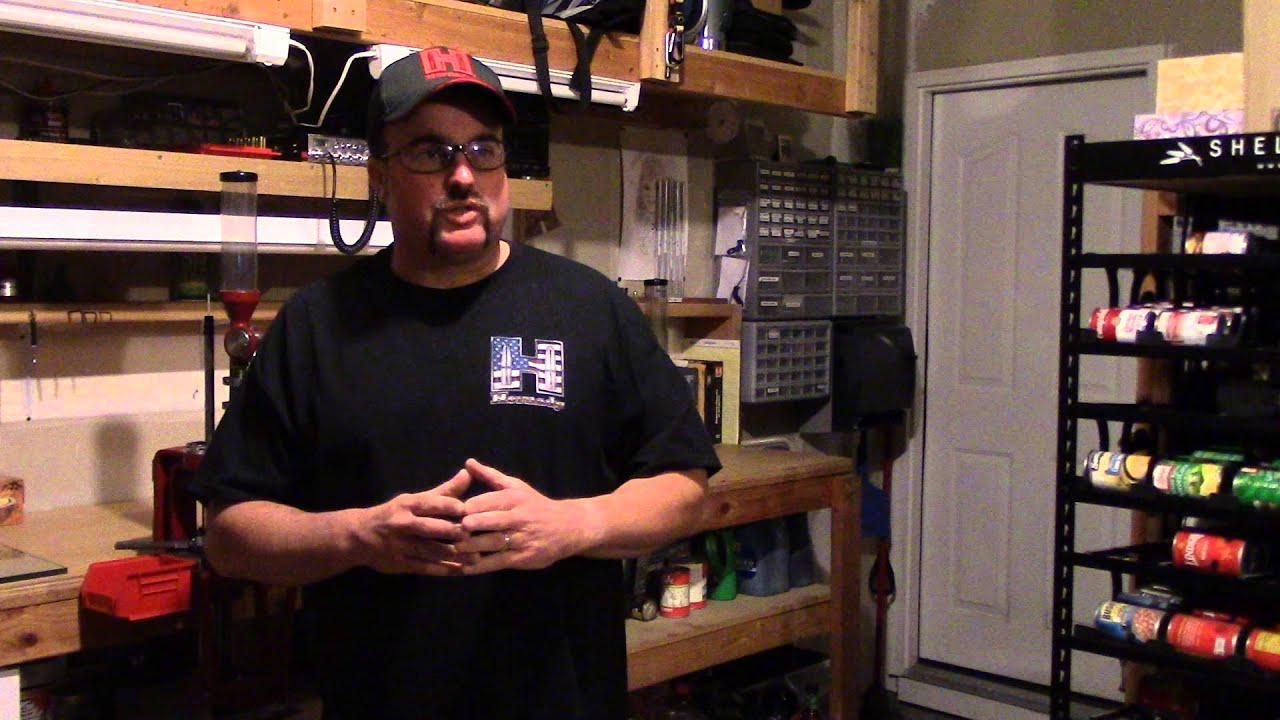 Beginning Reloading, Video 7, Fourth Rule of Firearm Safety, Be Sure of Your Target and...