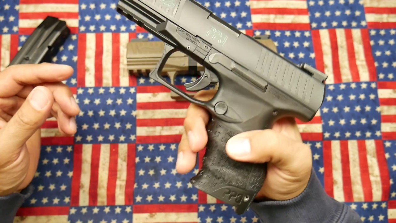 Walther PPQ: The best trigger!! CZ P-10 Where are you?