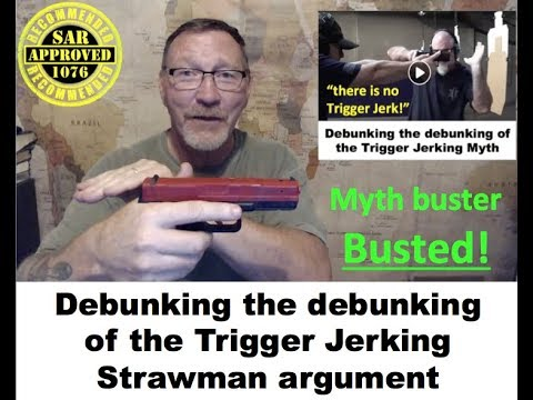 Debunking the debunking of the Trigger Jerking myth  ;)